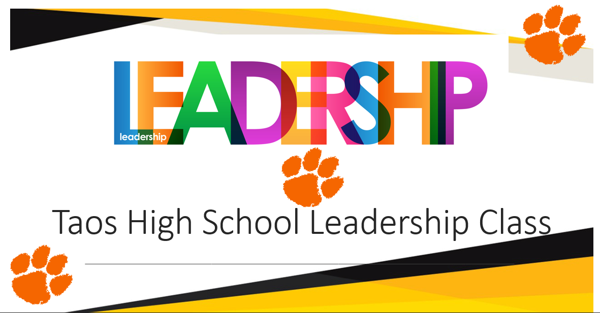Taos Leadership Class