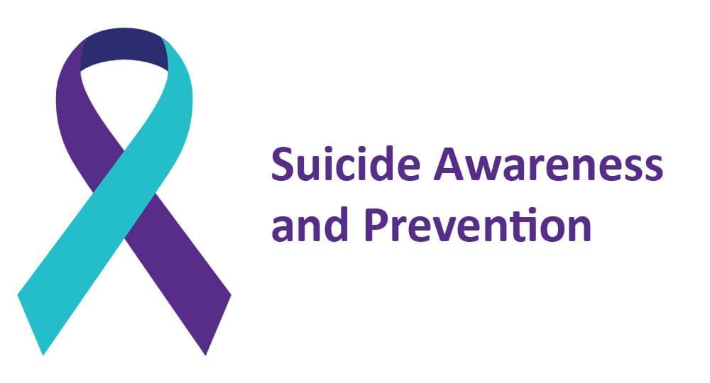 Suicide Awareness. Suicide Prevention.